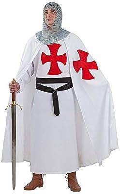 DISBACANAL Disfraz templario Medieval - -, XL: Amazon.es: Juguetes ...