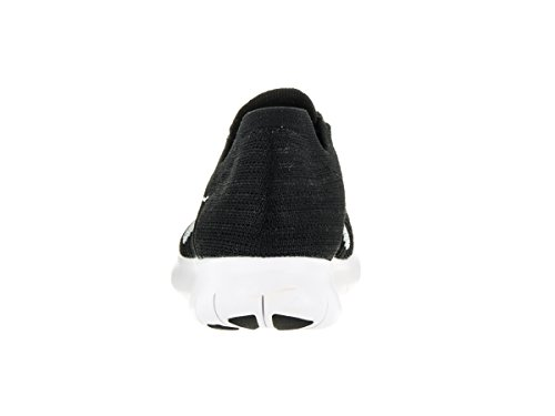 White WMNS Flyknit Femme Chaussures NIKE de RN Black Running Entrainement Free vqCfwd