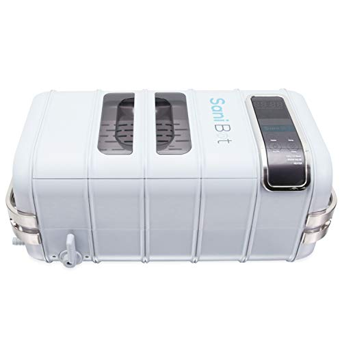 Awesome Automatic Sanitizer Machine Sani Bot D3X CPAP Mask Sanitizer Cleaning Machine | CPAP Equipment Disinfection | Uses Water and Powerful Cleansing Tablets | Simple, Efficient, and Automated Cleaner 2019