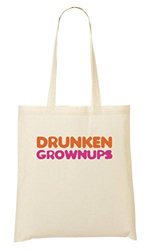 Provisions Sac Tout Fourre Grownups Drunken Sac CP Funny À wqxSZ8pY