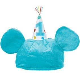 mickey mouse cone hats - 5