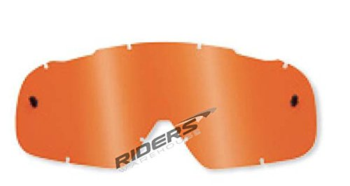 acement Goggle Lens-Orange (Main Off Road Goggle)