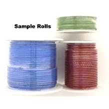 BLUE 20AWG Solid 300V Hook Up Wire - 25' Roll by GPW