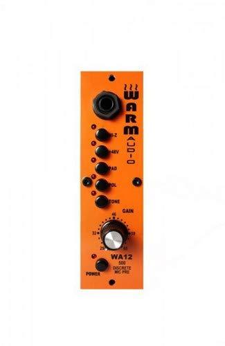 (Warm Audio WA12 500 Series Microphone Preamp Level 1)