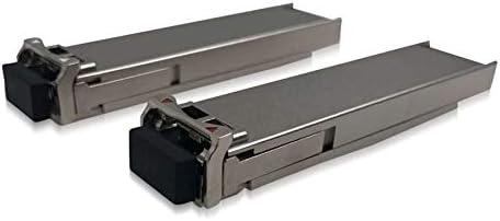 LODFIBER EX-XFP-10GE-BX23-60/EX-XFP-10GE-BX32-60 Juniper Networks対応互換 10G 1270/1330nm Pair of BIDI 60km XFP トランシーバ モジュール
