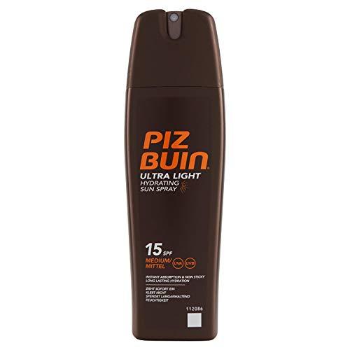 Piz Buin – In Sun Ultra Light Sun Spray 15 Spf Medium-200 ml