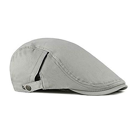 Adantico Uomo Cotone Cappello Falt cap