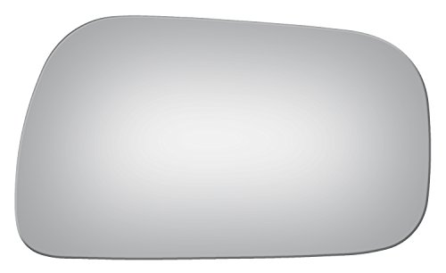 Burco 3658 Convex Passenger Side Replacement Mirror Glass for 99-03 Toyota Solara (1999, 2000, 2001, 2002, ()