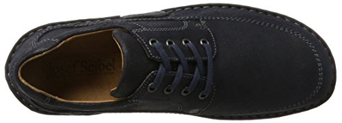 Uomo Stringate SMU Ocean Derby Blu Scarpe William Josef 530 Seibel AqwCIAY