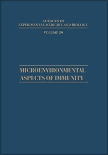 Microenvironmental Aspects of Immunity: Proceedings of the