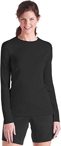 Coolibar UPF 50+ Women's Long sleeve T-Shirt - Sun Protec...