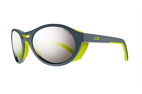 - Julbo Tamang Mountaineering Glacier Sunglasses - Spectron 4 - Blue/Green