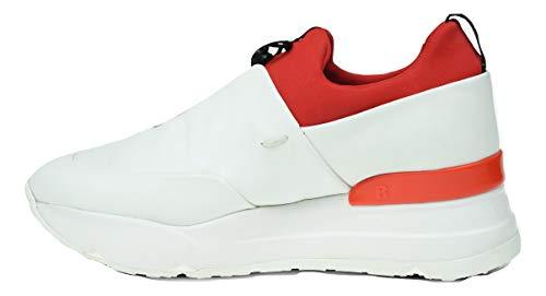 rosso Sneakers Donna Essentiel Bianco 38 Nature Rucoline 122 qYScwd