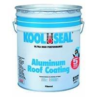 KST COATINGS  KST020496-20 Premium Aluminum Roof Coating, 5-Gallon by Kst Coatings