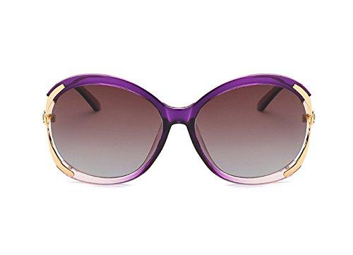 Purple de bonbon Rose Femme WHO Lunettes Décoration soleil classique cadre 2018 polarisées nbsp;neue I rose Frame AM Grand Cadre q7wUqA