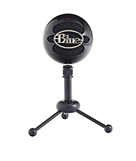 Blue Microphones Snowball USB Microphone (Gloss Black) (B002OO18NS) | Amazon Products