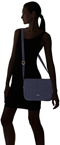 Bag Spark Cross Women��s Navy M Blue Earthbeat Body Kipling qPX4AxH