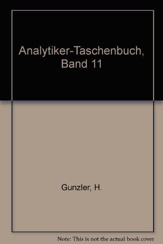 Analytiker-Taschenbuch, Band 11