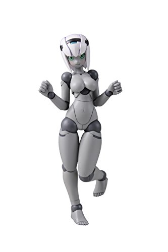 Japanese Robot - Daibadi Production Polynian: FMM Clover (Gray Flesh) Action Figure