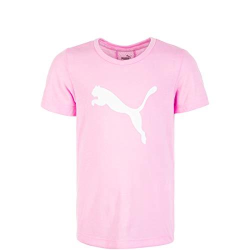 Puma Sports Tee Active Maglietta G Girl Rosa 001BgqPr