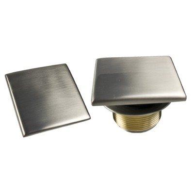 MOUNTAIN PLUMBING BDSQTRIM/PVDBB Square Style Bath Trim Kit, Bronze