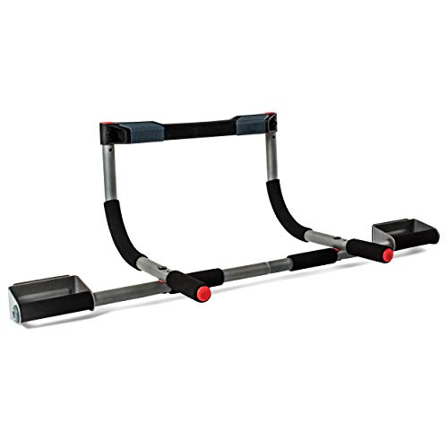Perfect Fitness Multi-Gym Doorway Pull Up Bar and Portable Gym System, Pro (Renewed)