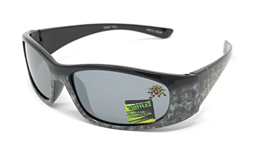Nickelodeon Teenage Mutant Ninja Turtles Kid's Sunglasses in Grey - 100% UV Protection