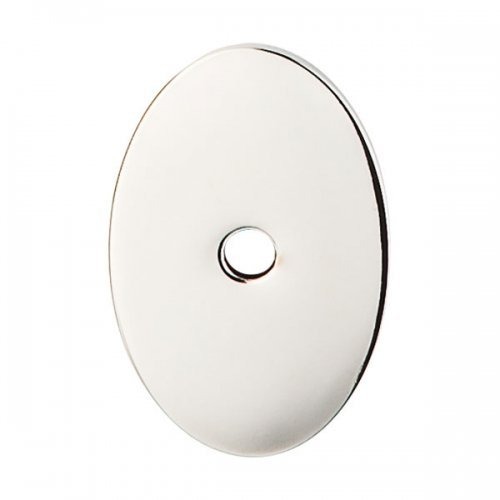 Top Knobs TK60PN Sanctuary 1-1/2 Inch Length Polished Nickel Back-plate