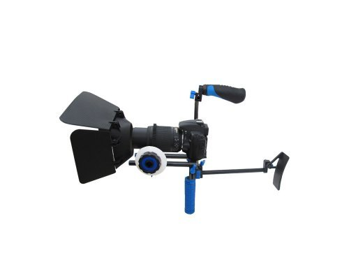 Aperture by Sewell DSLR Shoulder Rig Lite Set by Sewell Direct