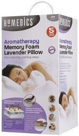 HoMedics Aromatherapy Lavender Pillow