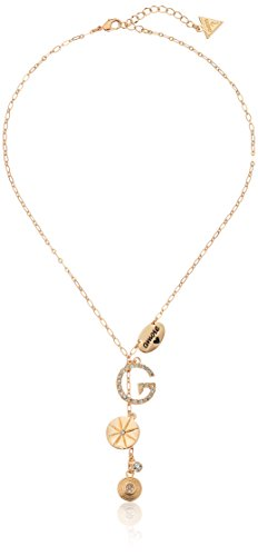 GUESS Linear Y Shaped Necklace Extender