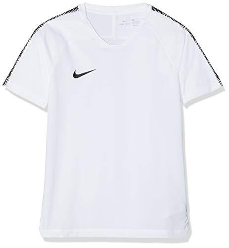 Bambino shirt Nike Breathe Squad Bianco T cIYPYrq