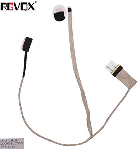 Cable Length: As Photo Show, Color: Black Computer Cables Laptop Cable for Sony VAIO VPC-EH PN:DD0HK1LC010 DD0HK1LC000 Repair Notebook LED LVDS Cable