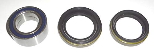 (TRX300FW FourTrax 4x4 Front Wheel Bearings Seals Kit 1988 1990-2000)