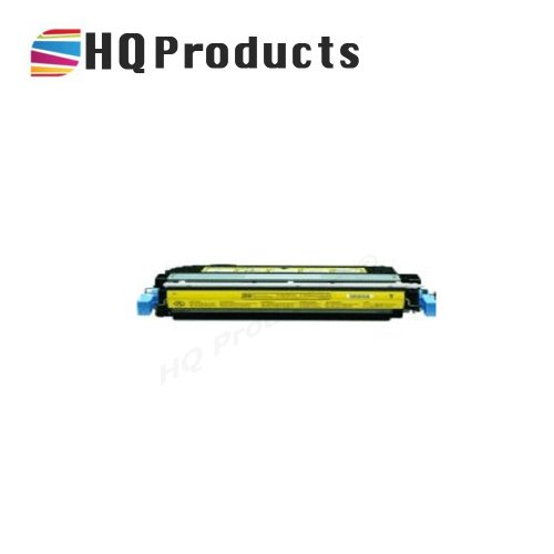 HQ Products Compatible Replacement for HP 642A (CB402A) Yellow Toner Cartridge for use in HP Color LaserJet CP4005, CP4005dn, CP4005n Series Printers. ()
