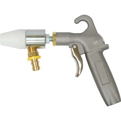 Suction Blast #19 Gun, Empire Style, 1/4'' Nozzle, with 3/32'' Air Jet (Boron Carbide Nozzle) by Blastline USA