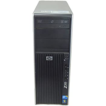 Amazon.com: HP Z400 Workstation PC Intel Xeon W3565 Quad ...