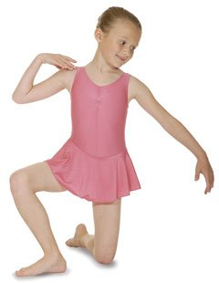 b0bc1d25099e Girls Ballet dance leotard and skirt all colours and sizes  Amazon ...