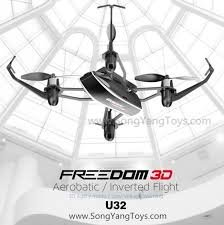 UDI-SAVA-U32-Quadcopter-Drone-Toy-Inverted-Flight-Fly-In-The-Dark-and-do-360-Flips-and-Stunts-Headless-Mode-One-Key-Return