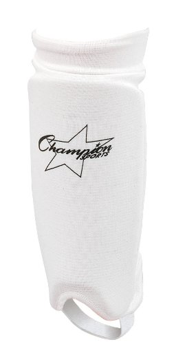 Champion Sports Youth Large Sock Type (Champion Sports Shin Guard)