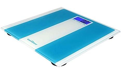 Canwelum - Bascula de baño digital de precisión, Báscula baño digital - Pantalla LCD luz