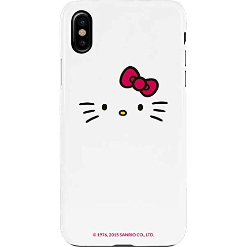 cheaper 407b2 d2f89 Amazon.com: Hello Kitty iPhone Xs Max Case - Sanrio | Skinit Lite ...