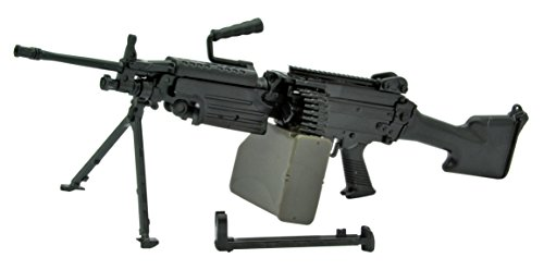 Tomytec Little Armory LA032: M249 Type Plastic Model Kit