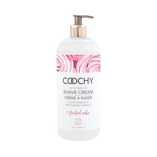 Coochy Shave Cream-Frosted Cake 32oz by Coochy