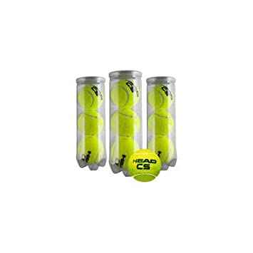 ZRZ SPORTS Head CS Pack 3 Botes de 3 Pelotas: Amazon.es: Deportes y aire libre
