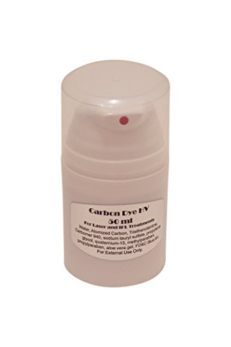 50ml Carbon Dye High Viscosity for Laser and IPL Permanent Hair Removal Machines