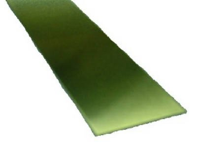 Strip 2 Brass - K & S Precision Metals 8244 0.032 x 2 x 12 L in. Brass Strip