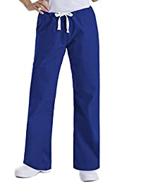 Women's Essentials Collection Relaxed Drawstring Scrub Pant