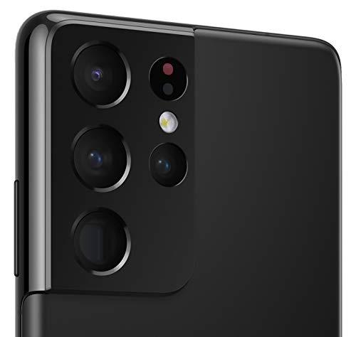 Samsung Galaxy S21 Ultra 5G (Phantom Black, 12GB, 256GB Storage) + Galaxy Buds Pro @990 2021 July Quad rear camera setup- Main Camera 108MP + Ultra Wide 12MP Dual Pixel Camera + Tele1 3X 10MP Dual Pixel Camera + Tele2 10x 10MP Dual pixel camera   40MP front faciing camera (6.8-inch) Dynamic AMOLED 2X Display, WQHD+ resolution with 3200 X 1440 pixels resolution, 515 PPI with 16M colours 12GB RAM   256GB internal Storage   Dual SIM (nano+nano) dual-standby (5G+5G)