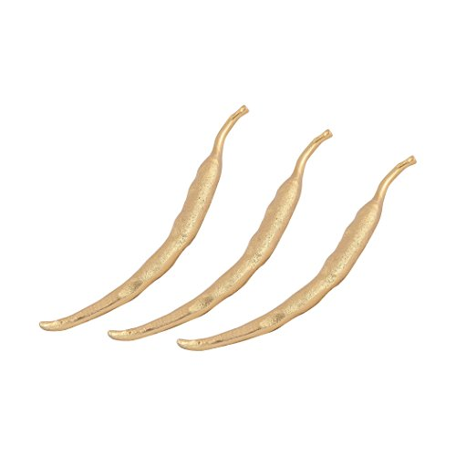 (Hamptons Collection Mazatlan 3-Piece Decorative Chili Set)